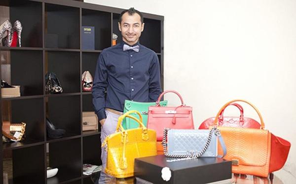 Từ năm 2012, Luxury Closet duy trì mức tăng trưởng thường niên 100% - Ảnh: Forbes.