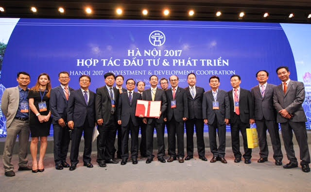 Khu công nghiệp hỗ trợ Nam Hà Nội: Ký kết biên bản ghi nhớ hợp tác đầu tư - 2