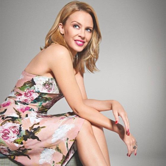 Nữ ca sĩ người Úc Kylie Minogue