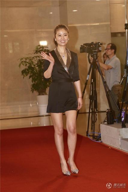 Lâm Tâm Như thu hút sự chú ý của giới truyền thông khi xuất hiện tại buổi họp báo ra mắt đoàn làm phim truyền hình My boy. Đây là dự án điện ảnh đầu tiên mà cô tham gia kể từ khi lên chức mẹ vào đầu năm 2017.