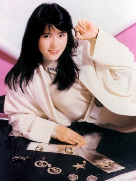 Nữ diễn viên Lam Khiết Anh thời trẻ
