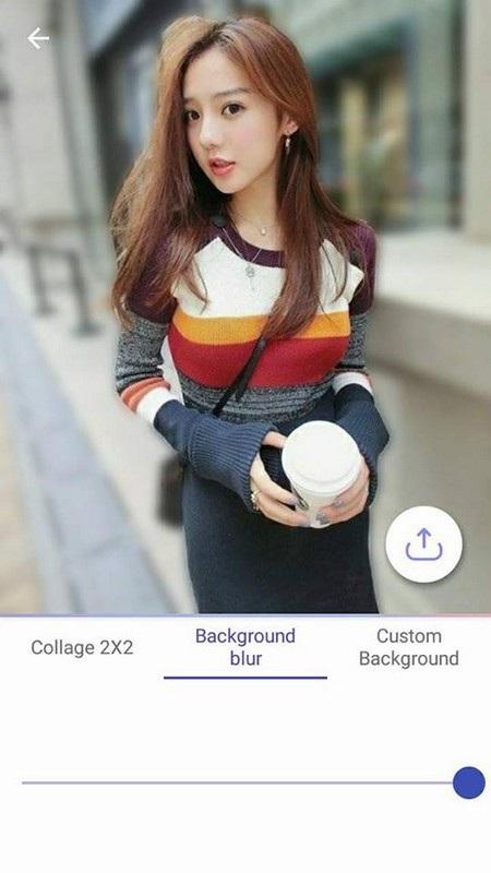 Ứng dụng giúp xóa mờ phông ảnh cực hay dành cho smartphone - 4