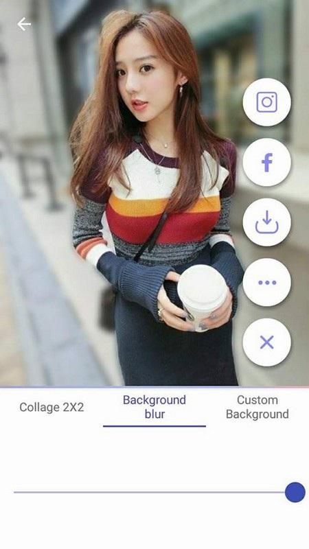 Ứng dụng giúp xóa mờ phông ảnh cực hay dành cho smartphone - 7