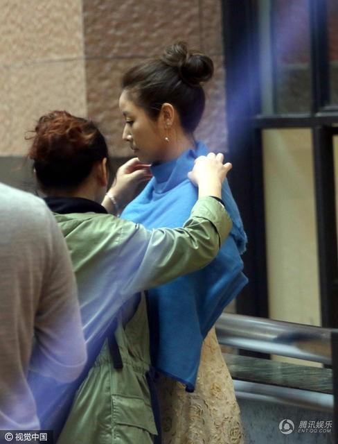 Lâm Tâm Như được chăm sóc khá chu đáo.