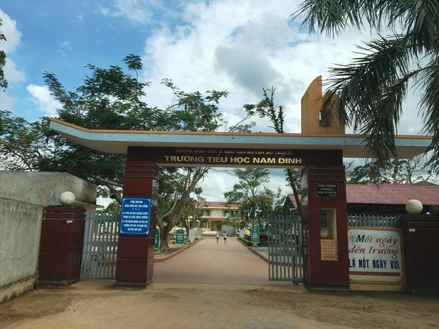 Trường Tiểu học Nam Dinh, huyện Bố Trạch