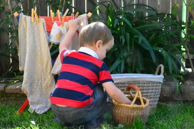Trẻ không chịu làm việc nhà là do… bố mẹ! - 3
