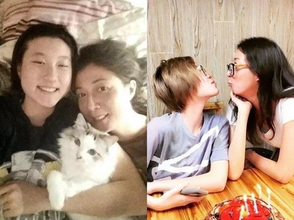Ngô Trác Lâm từng hạnh phúc bên mẹ ruột, Ngô Ỷ Lợi suốt 18 năm qua trước khi cô bỏ nhà ra đi và công khai mình là người đồng tính.