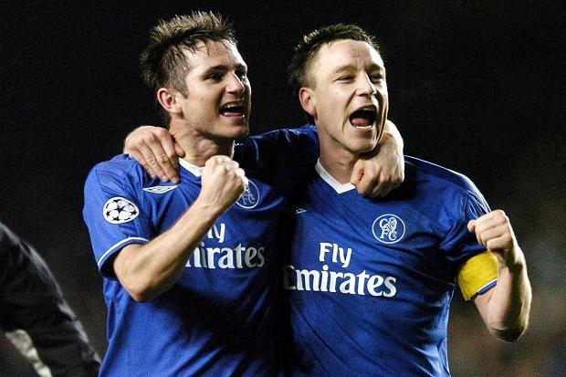 John Terry tri ân Frank Lampard