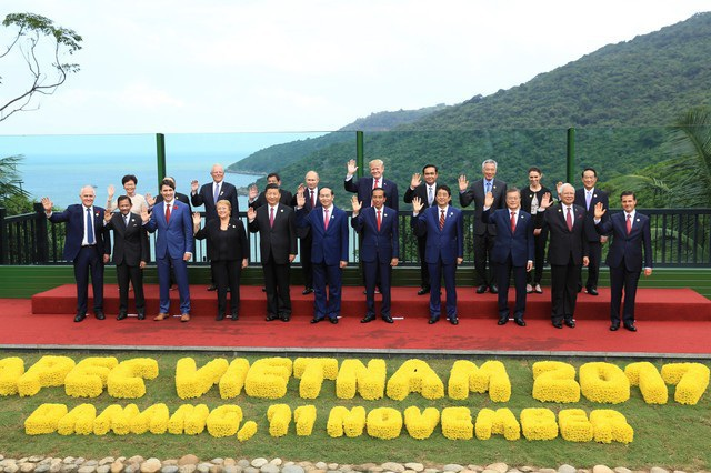Lãnh đạo 21 nền kinh tế APEC đã ra Tuyên bố Đà Nẵng, đây là thành công lớn của Việt Nam trong vai trò chủ nhà APEC 2017