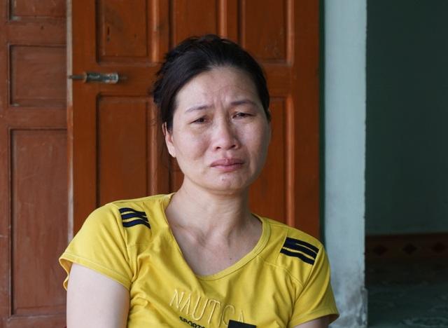 Nước mắt người mẹ từng ngay mong ngóng sớm đưa thi thể con về nước
