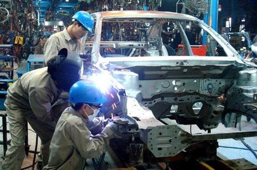 Chính phủ kỳ vọng sẽ xây dựng được thương hiệu ô tô Việt Nam cạnh tranh được với khu vực và thế giới (ảnh minh họa).