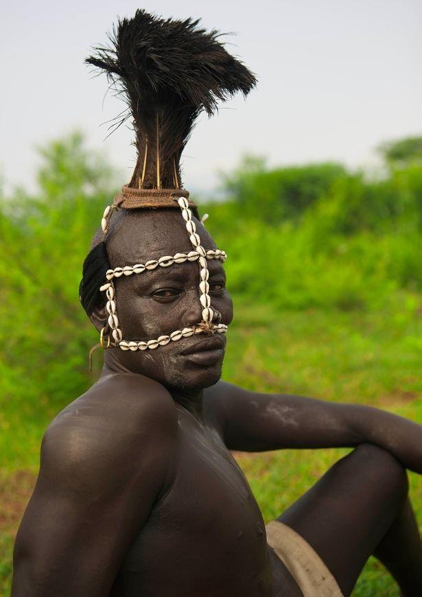 Lễ hội khoe… bụng bự ở châu Phi - 6