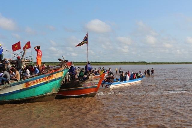 Lễ hội Nghinh Ông Nam Hải là lễ hội truyền thống của người dân miền biển (ảnh minh họa)