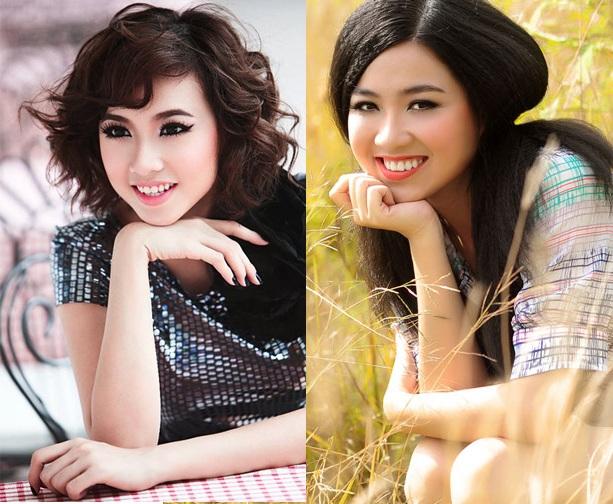 Những sao Việt trông giống nhau đến ngỡ ngàng - 13
