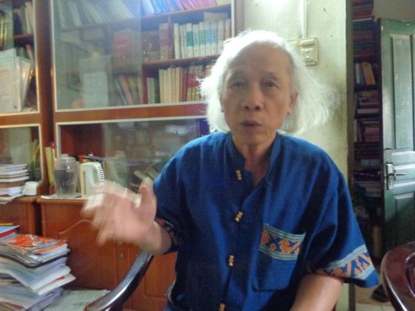 Phó Giáo sư, Nhà giáo Nhân dân Lê Mậu Hãn