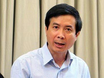 Ông Lê Văn Phúc - Phó Trưởng ban Phụ trách Ban thực hiện chính sách BHYT (BHXH VN)