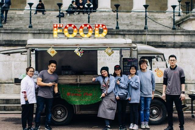 Hội chợ có sự góp mặt của 7 nhà hàng Việt Nam hàng đầu London.