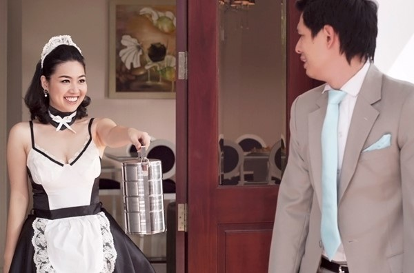 Lê Khánh gây sốt màn ảnh rộng với những vai diễn hài hước và những câu thoại kinh điển.