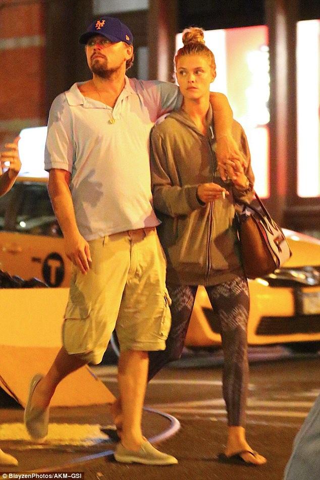 Leonardo DiCaprio, 42 tuổi và bạn gái - siêu mẫu Nina Agdal, 25 tuổi đã chia tay cách đây ít ngày