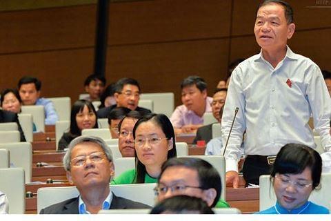 Đại biểu Lê Thanh Vân luôn có những câu hỏi khó cho các Bộ trưởng