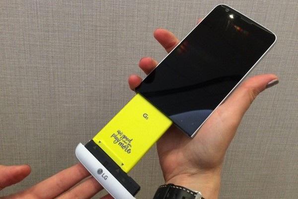 """LG G5 không đáp ứng được kỳ vọng về doanh số và trở thành """"gánh nặng"""" của LG trong quý vừa qua"""