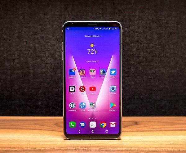 """LG sở hữu thiết kế không viền màn hình mà hãng công nghệ Hàn Quốc gọi là """"FullVision"""""""