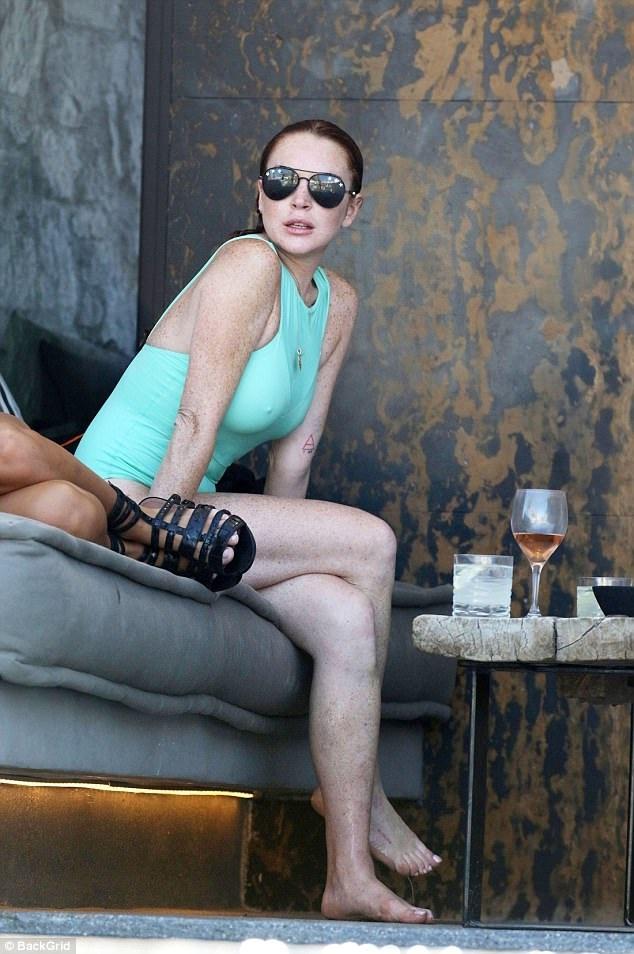 Nữ diễn viên 31 tuổi cũng không còn được mời dự các sự kiện lớn tại Hollywood