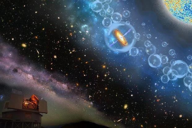 Lỗ đen khổng lồ có thể thay đổi hiểu biết của chúng ta về vũ trụ - 1