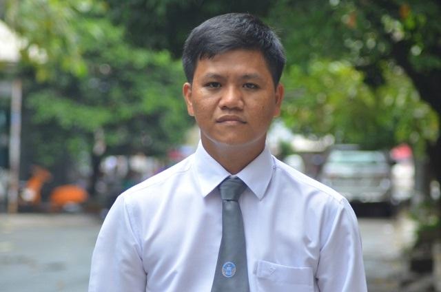 Luật sư Nguyễn Đức Chánh, Giám đốc công ty luật Đức Chánh.