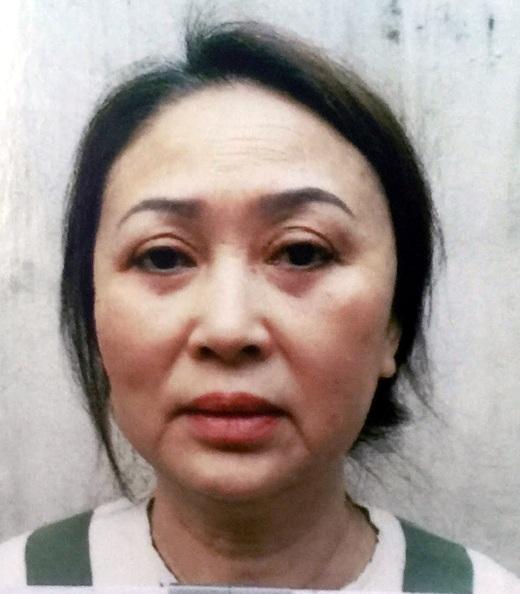 Nữ quái Lê Minh Hiền.
