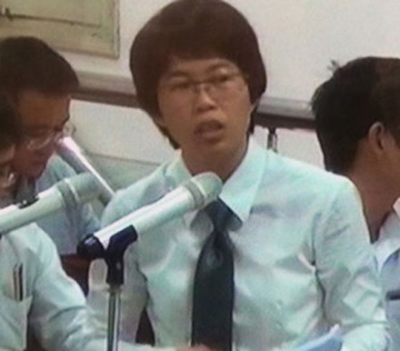 Luật sư Nguyễn Thị Thanh Thảo bào chữa cho thân chủ Hứa Thị Phấn.