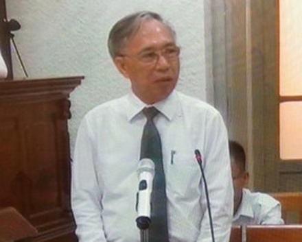 Luật sư Hoàng Huy Được chỉ rõ nhiều bất cập trong việc giám định thiệt hại số tiền hơn 1.500 tỉ đồng của Oceanbank.