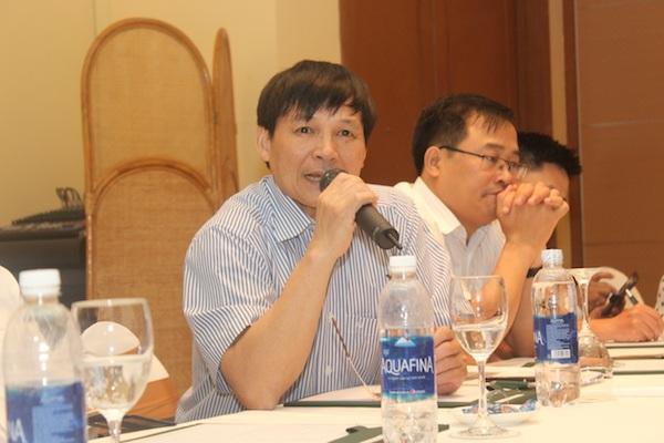 TS. Trương Văn Cẩm – Phó Chủ tịch kiêm Tổng Thư ký Hiệp hội Dệt may Việt Nam