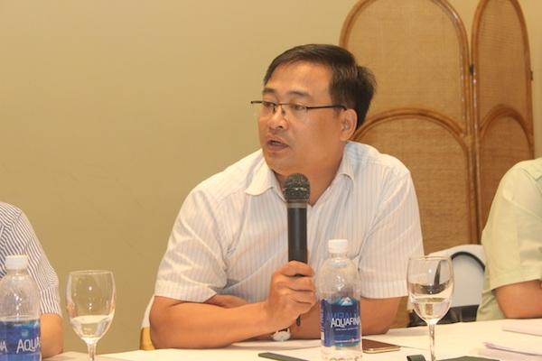 Ông Nguyễn Hoài Nam- Phó Tổng thư ký Hiệp hội Chế biến và Xuất khẩu Thủy sản Việt Nam
