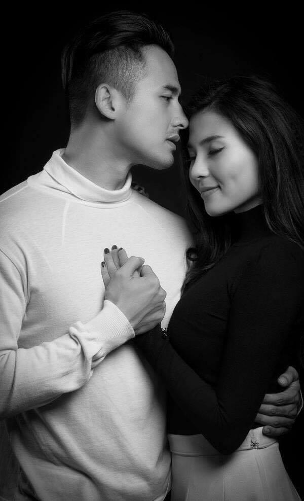 Lương Thế Thành cho biết, cuộc sống dĩ nhiên không hoàn toàn màu hồng, có mâu thuẫn như bao vợ chồng trẻ khác nhưng cả hai cũng sẽ nhanh chóng hoà giải và không thể giận nhau quá lâu.