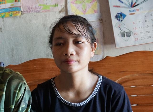 Nhà nghèo, bố đau, học hết lớp 9 Nguyễn Thị Ly quyết định bỏ ngang để học nghề đỡ đần bố mẹ