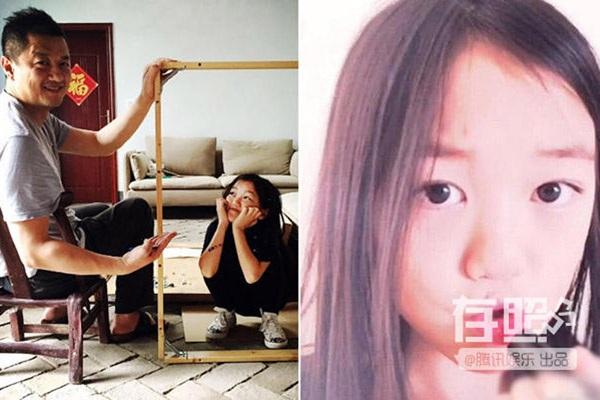 Con gái của Lý Á Bằng và Vương Phi bị sứt môi bẩm sinh nhưng được cha ruột chăm sóc và đưa đi phẫu thuật, cô bé hiện có cuộc sống hoàn toàn bình thường.