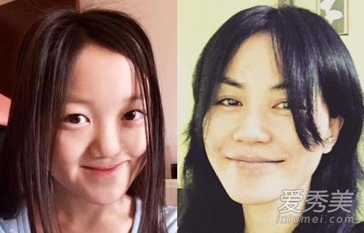 Lý Yên tự tin chụp ảnh tự sướng và khoe lên trang cá nhân, cô bé cũng có nhiều nét giống người mẹ nổi tiếng Vương Phi của mình.