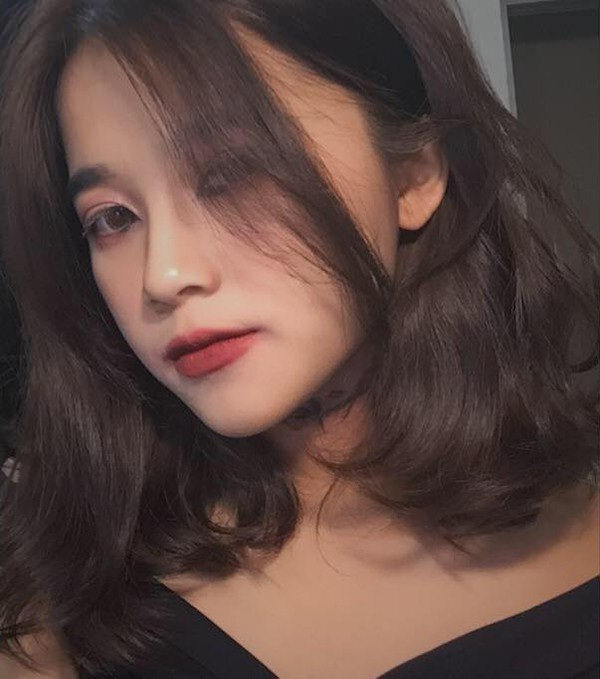 Vẻ đẹp của nữ sinh Phú Thọ.