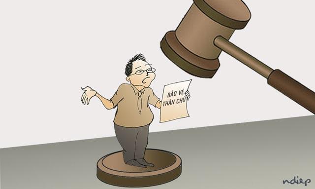 Khi luật sư tố giác thân chủ, pháp luật sẽ đi về đâu? - 1