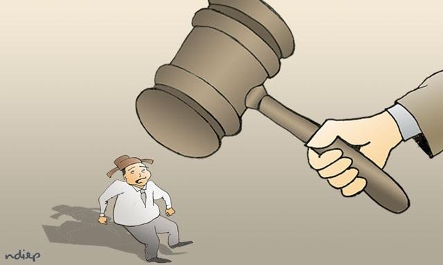 """Chủ tịch tỉnh """"hầu tòa"""" & liệu có còn """"luật cho dân và lệ cho quan""""? - 1"""