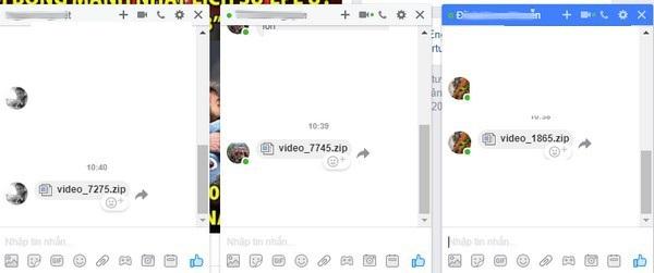 Hướng dẫn diệt mã độc đang lan truyền mạnh mẽ qua Facebook Messenger tại Việt Nam - 1