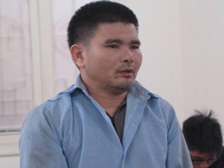 Từ việc mâu thuẫn đất đai, Triệu Văn Long trở thành hung thủ giết người.