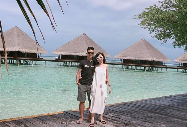 """Tình yêu 7 năm, từ hai bàn tay trắng tới """"thiên đường"""" Maldives - 7"""