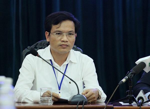 PGS.TS Mai Văn Trinh, Cục trưởng Cục Khảo thí và Kiểm định chất lượng Bộ GD&ĐT