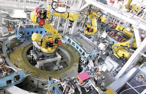 Nhà máy Nissan Shatai