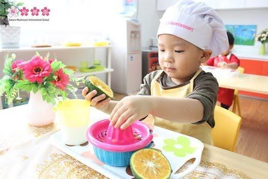 Điều gì khiến phụ huynh tin yêu phương pháp giáo dục Montessori? - 1