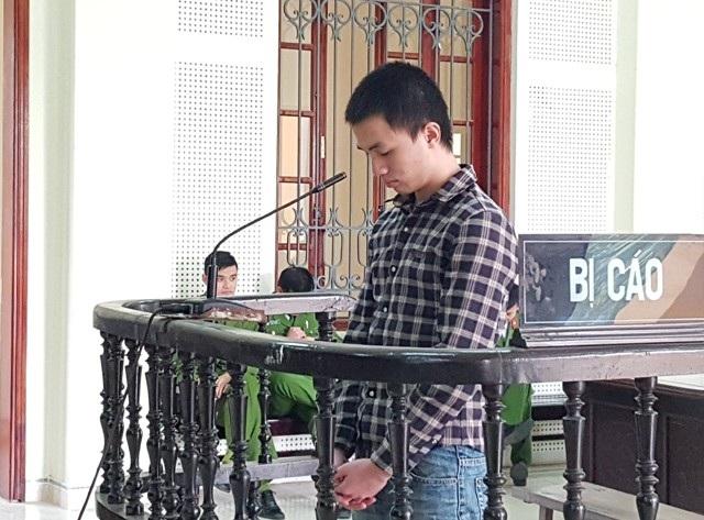 Phan Công Mạnh tại phiên tòa
