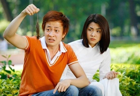"""Khi bắt đầu công chiếu bộ phim """"Bỗng dưng muốn khóc"""" trở thành tâm điểm khi hàng triệu khán giả ủng hộ và có tỉ suất người xem nhiều nhất trong năm 2008. Tại thời điểm ấy hình ảnh cặp đôi Lương Mạnh Hải và Tăng Thanh Hà xuất hiện ở khắp nơi."""