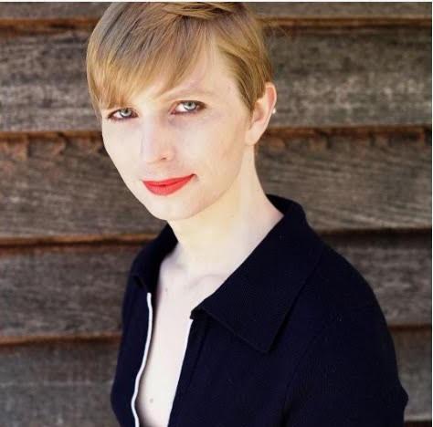 Hình ảnh mới nhất của Chelsea Manning (Ảnh: Instagram)